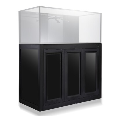 APS Aquarium Stand [SR 80 | EXT 100 | INT 100] - Black