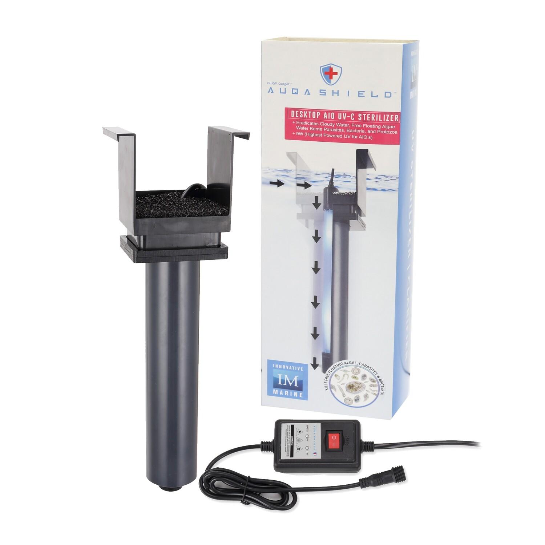AuqaShield™ 9 Watt UV Sterilizer / Clarifier [Desktop]