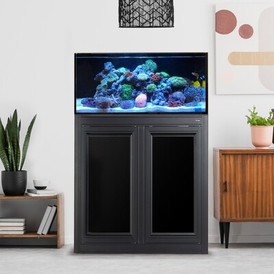 SR Pro 60 AIO Aquarium w/ APS Stand - Black