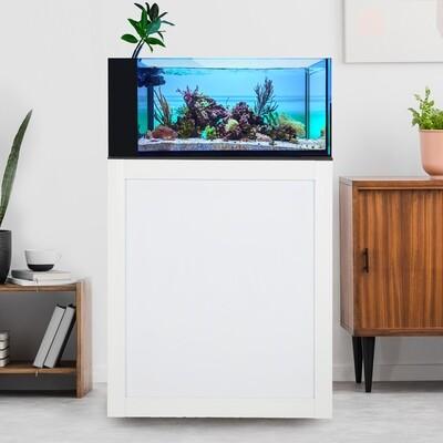 Fusion Pro 20 AIO Peninsula w/ APS Stand - White