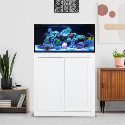 SR Pro 60 AIO Aquarium w/ APS Stand - White