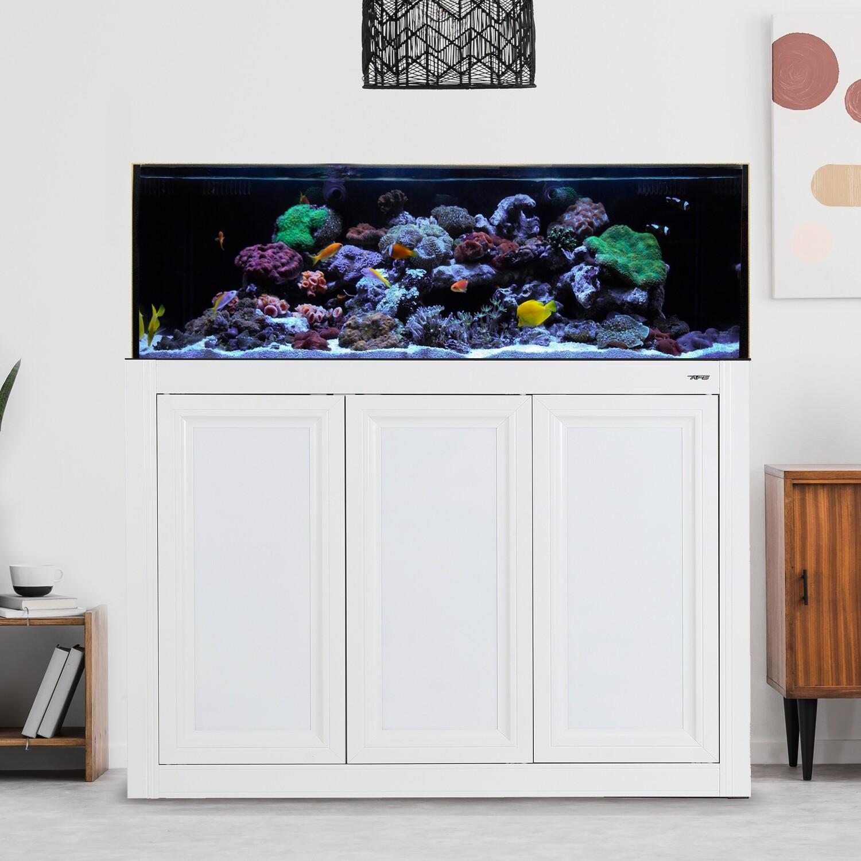 SR Pro 80 AIO Aquarium w/ APS Stand - White