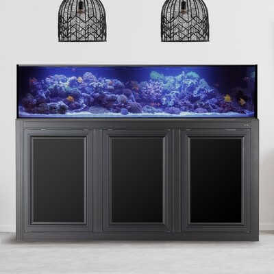 SR Pro 120 AIO Aquarium w/ APS Stand - Black