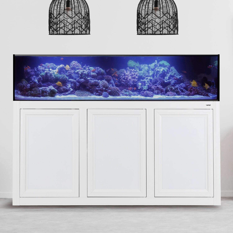 SR Pro 120 AIO Aquarium w/ APS Stand - White