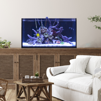 Fusion Pro 2 | 50 AIO Lagoon Aquarium Tank Only (Excludes APS Stand)