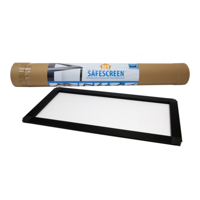 DIY SafeScreen™ Aquarium Mesh Screen Lid