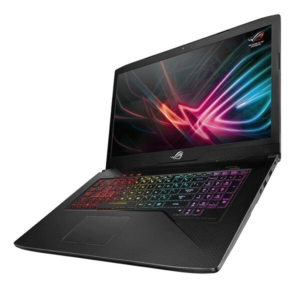 Notebook Gamer Asus Core i7 Factory Ref.