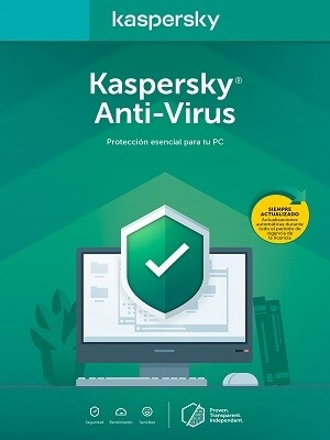 Kaspersky Anti-Virus Licencia base (1 año) 1 PC