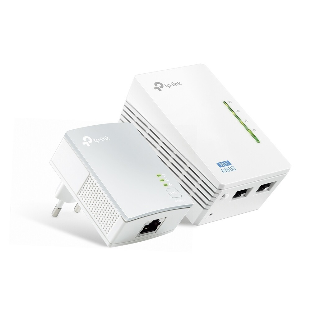 Extensor Powerline kit inalambrico TP- Link