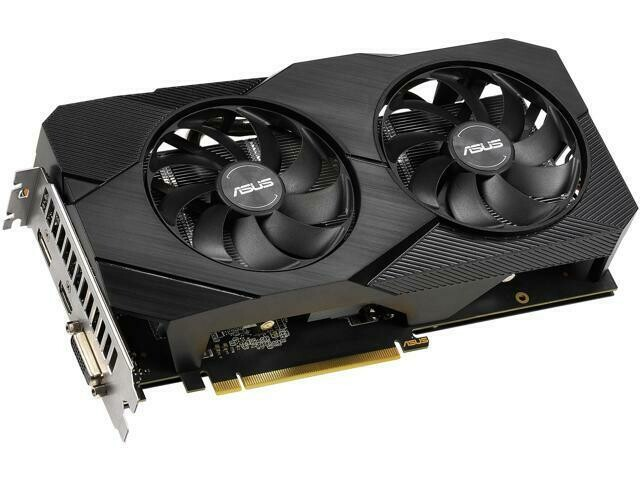 Tarjeta ASUS Geforce GTX1660 6GB DDR6
