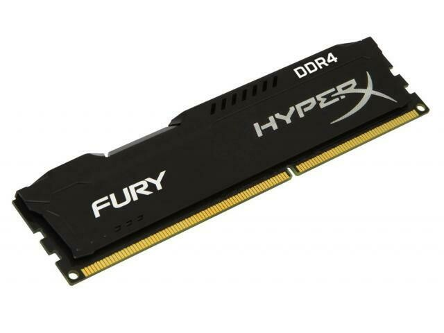 Memoria HyperX DDR4 2400mhz 4GB