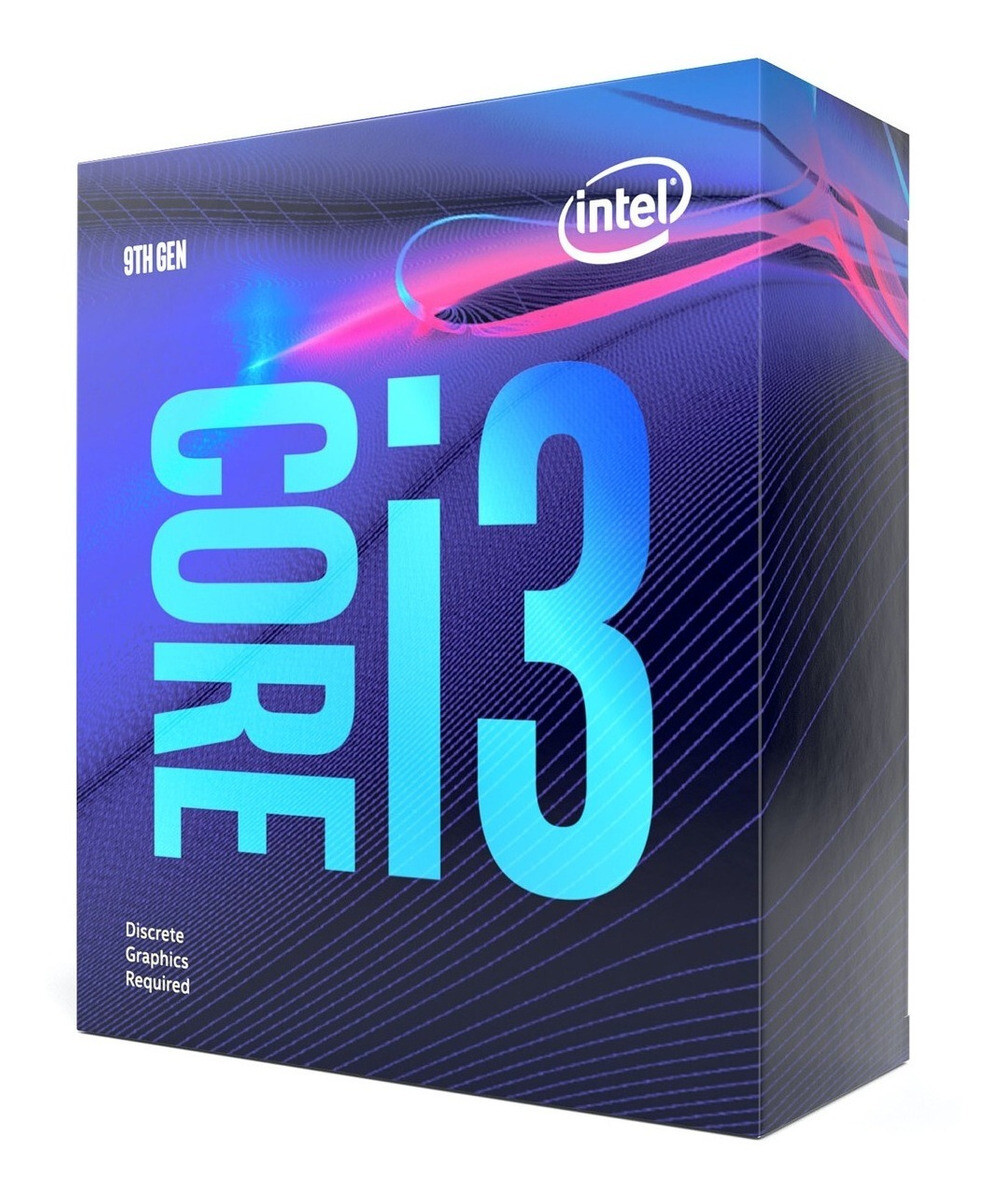 Procesador Intel Core i3 3.60Ghz
