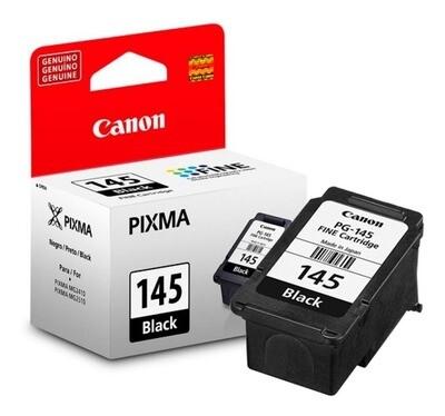 Cartucho Canon original PG-145 negro