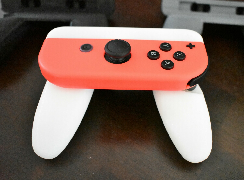 Grip Juego x 2 -Agarre para Control de Nintendo Switch