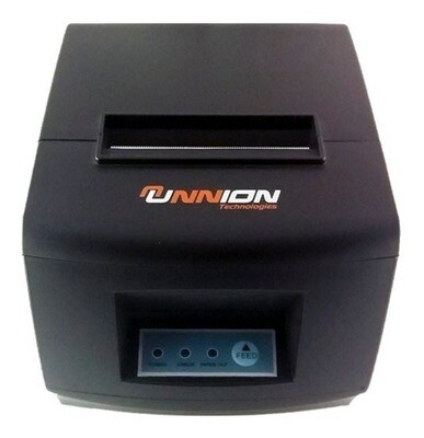 Impresora De Tickets Térmica Unnion Tp38ul