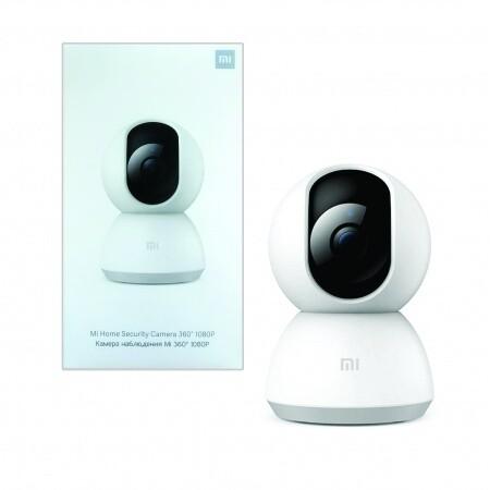 Cámara IP Xiaomi Smart 360° FULL HD
