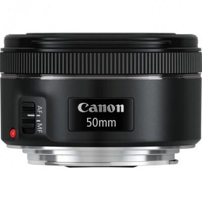 Lente Canon EF 50mm F1.8mm