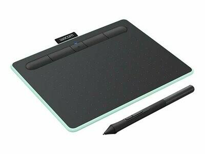 Wacom Intuos Tableta de lápiz creativa Small - Digitalizador - 15.2 x 9.5 cm