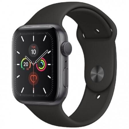 Reloj Apple Watch Series 5 44mm Aluminio Space Gray