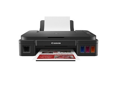Canon PIXMA G3110 Impresora multifunción color con sistema continuo