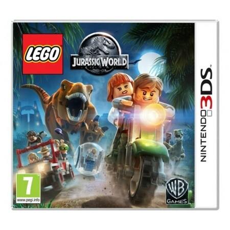 Juego Lego Jurassic World - 3DS