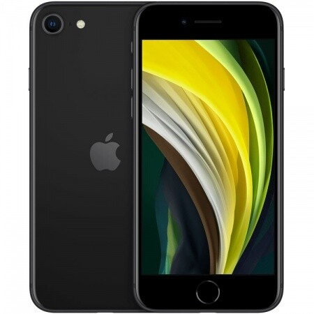 Apple iphone SE 2020 64GB negro