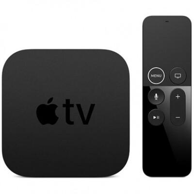 Apple TV 4K 32GB Modelo MQD22LL/A