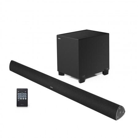 Barra sonido + subwoofer Edifier B7 c/control