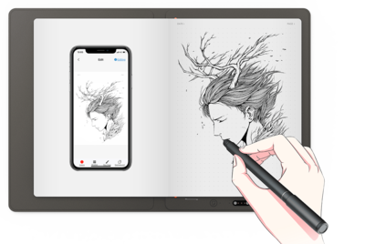 Tableta Digitalizadora Xp-pen Note Plus