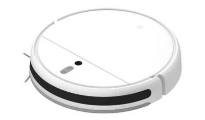 Aspiradora Mi Robot Vacuum 1c Aspira Y Trapea