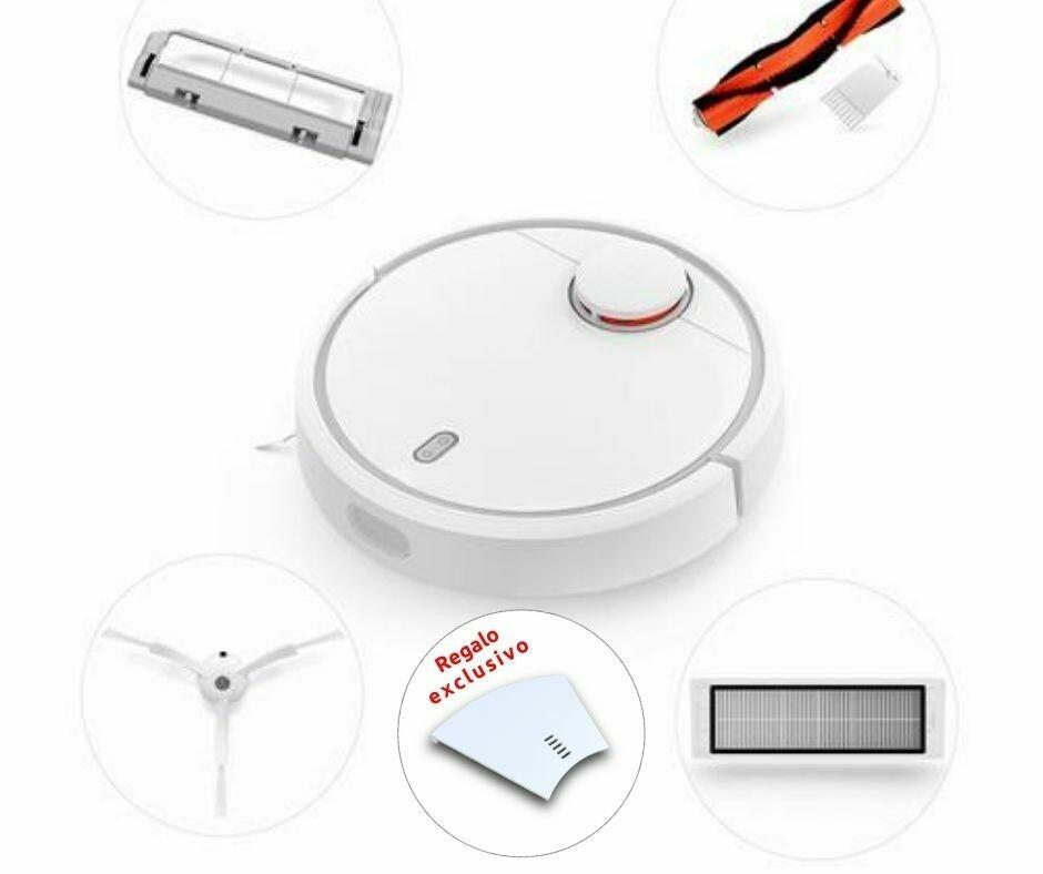 Aspiradora Smart Xiaomi Mi Robot Vacuum Regalo exclusivo