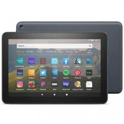 Amazon Fire HD 8'' 32GB negra Modelo 2020