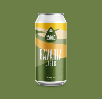 Bavaria Lager 4.4% 440ml Can