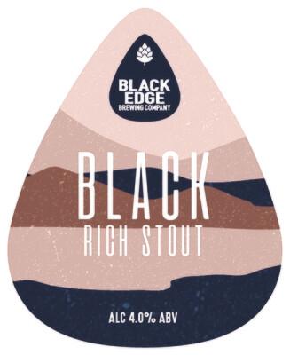Black Stout 4% 10ltr Bag In Box