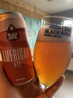 American Rye 3.8%  12 X 440ml Cans (Head Brewer Recommended)