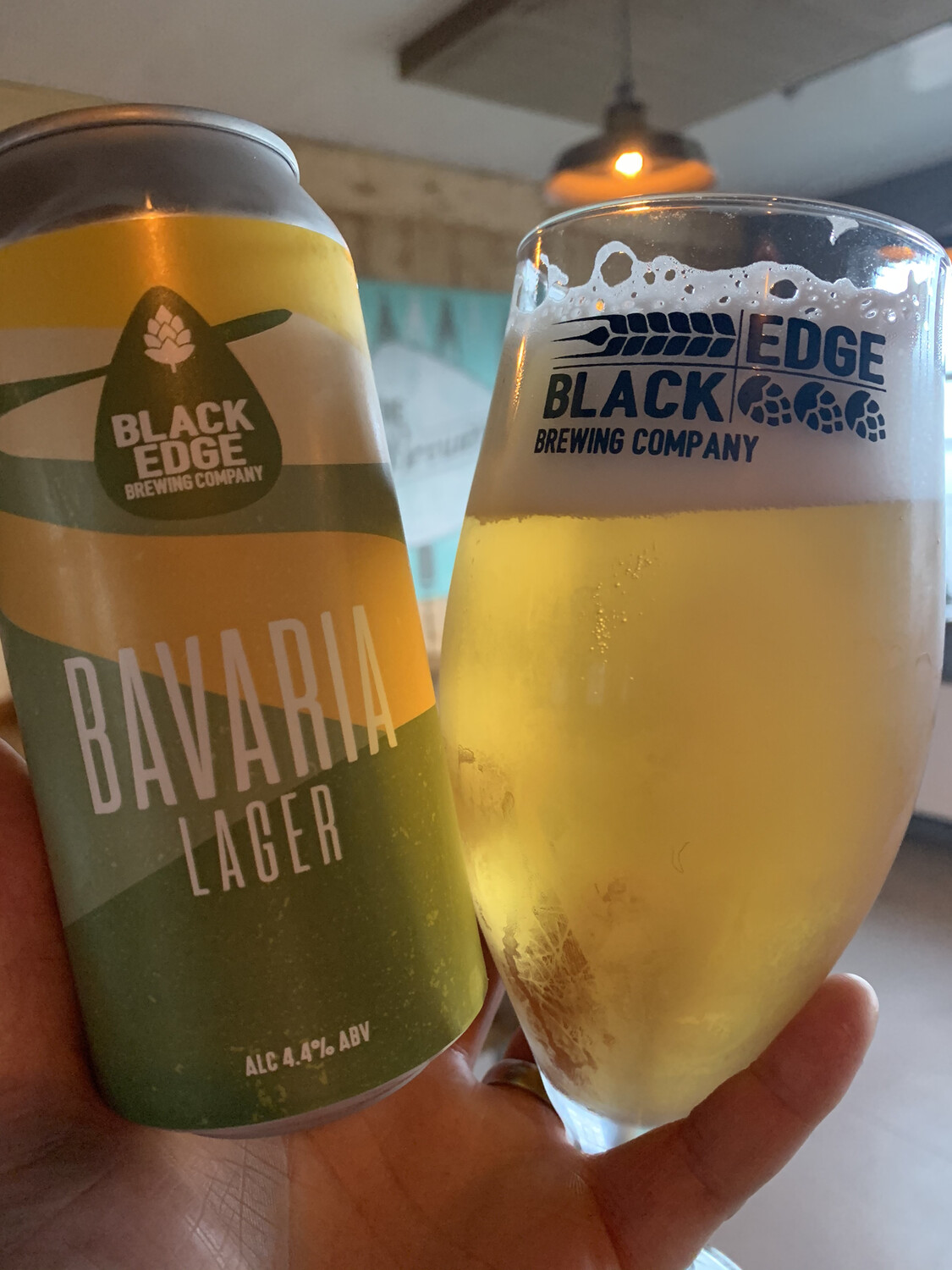 Bavaria Lager 4.4% 12 X 440ml Cans