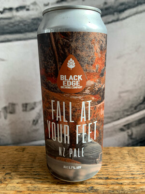 NEW BEER!! Fall At Your Feet 5.7% 500ml Can