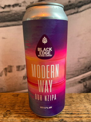 NEW BEER!! Modern Way 6.2% 500ml Can