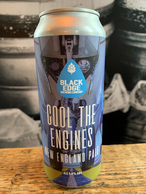 NEW BEER!! Cool the Engines 5% 500ml Can