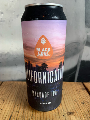 NEW BEER! Californication Cascade IPA 6.0% 500ml Can