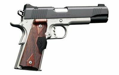 Kimber Crimson Carry II  45 ACP 4