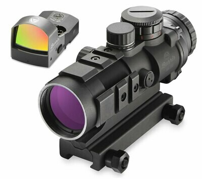 Burris AR-332 w/Fast Fire III Scope   ***Layaway Available***
