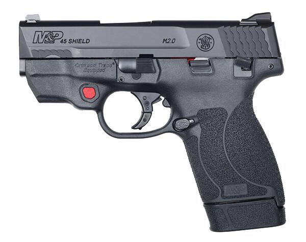 Smith & Wesson Shield 2.0 45 ACP Crimson Trace Red Laser 12087