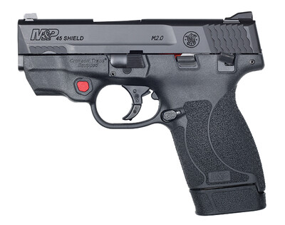 Smith & Wesson Shield 2.0 45 ACP Crimson Trace Red Laser 12087