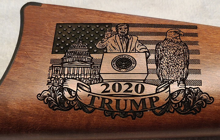 "Ruger 10/22 ""Trump Special"""