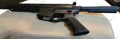 7.62X39mm Pistol w/7