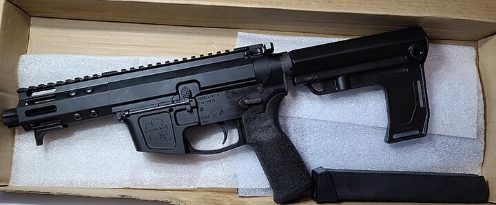 FM9 9mm  33 rd magazine