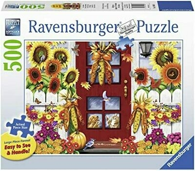 14968 Autumn Birds 500pc Puzzle