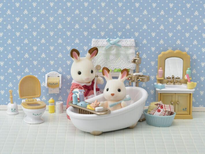 CC Country Bathroom Set