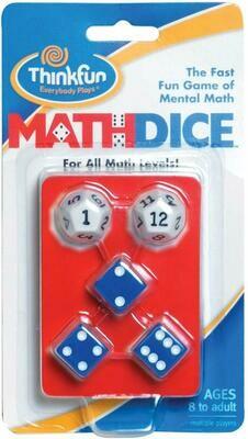 Math Dice Original Game